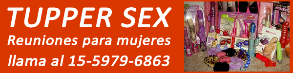 Banner Sex shop envios al interior